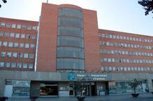 108 pacients ingressats als centres de la regió sanitària de Lleida per Covid-19