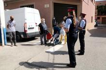 ⏯️ Patrulles de Mossos als pobles del Baix Segre per recordar les mesures de seguretat