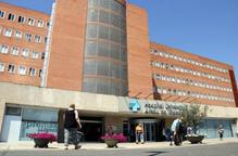 Baixen a 189 els hospitalitzats amb coronavirus a la regió sanitària de Lleida