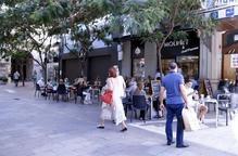 Les terrasses de Lleida obren des de primera hora