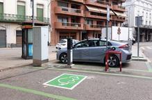 Pla general de l'estació de càrrega elèctrica de Tremp (Pallars Jussà)