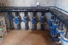 Imatge del sistema d'injecció de purins en explotacions agràries desenvolupat per l'empresa Hidromatic