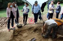 Recuperen les restes de cinc individus de la fossa de Sorpe