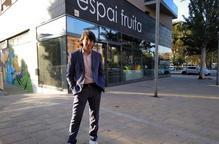 Pla sencer del director general d'Afrucat, Manel Simon