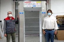 ⏯️ Una empresa catalana desenvolupa el primer túnel desactivador de la covid-19