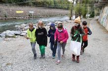 Retiren cinc tones de residus dels rius del Pallars Sobirà