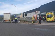 Mor un veí dels Omellons en un accident a l'A-2, a Fraga