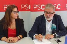 El PSC al Consell Comarcal del Segrià insta a un Pacte per la Salut i a recuperar serveis perduts