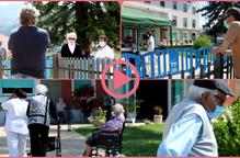⏯️ La residència de la Pobla de Segur rep les primeres visites de familiars