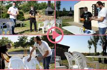 ⏯️ Preparatius festival Desescal-ART Castellserà