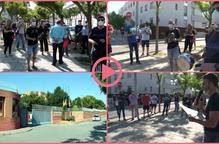 ⏯️ Cassolada dels funcionaris de la presó de Lleida per denunciar manca de personal