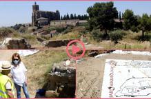 ⏯️ Balaguer reprèn les obres de restauració del Castell Formós