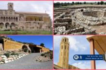 Ponent reobre aquest dissabte quatre dels seus principals monuments i jaciments arqueològics