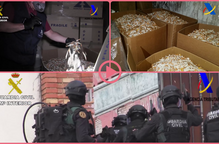 ⏯️ Desmantellada una fàbrica clandestina de tabac a les Borges Blanques