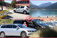 ⏯️ Salàs de Pallars regula l'accés rodat al pantà de Sant Antoni