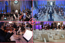 """⏯️ Reviu el concert """"Essencial"""" en record de les víctimes de la covid-19 a Ponent"""