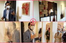 ⏯️ L'Espai Guinovart mostra 'llindars' físics i desconeguts de l'artista