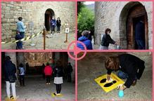 ⏯️ L'església de Sant Climent de Taüll comença a rebre visitants