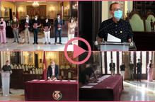 ⏯️ La Paeria acorda la creació d'una mesa transversal per a la recuperació de la ciutat