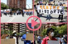 ⏯️ Els veïns del Centre Històric de Lleida surten al carrer per exigir millores del barri