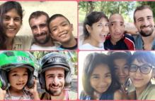 Un cerverí i la seva parella atrapats a Filipines recapten diners per salvar una ONG en crisi pel Covid-19