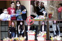 ⏯️ Els infants de Térmens reben llibres i roses a casa per celebrar Sant Jordi