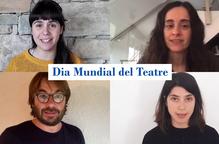 Lleida celebra el Dia Mundial del Teatre