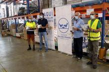 Creix un 40% les persones a Lleida que recorren al Banc dels Aliments a causa de la pandèmia