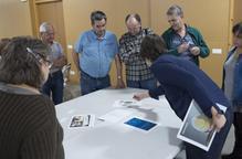 Reunió amb els participants per valorar la iniciativa. / C. Sans