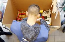 Lleida rep 425.000 kg d'aliments per repartir entre els més vulnerables