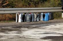 NOVA ACTUALITZACIÓ: S'està netejant la via de l'A-2 a Alcoletge i els Mossos continuen donant pas alternatiu