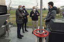 La Depuradora de Lleida instal·la 285 plaques solars.