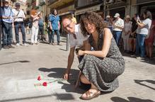 Lleida homenatja els seus deportats als camps d'extermini nazi