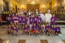 Lleida dona la benvinguda als infants sahrauís