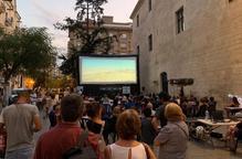 Cinema solidari als carrers de Lleida