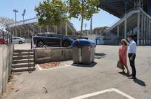 La Paeria millorarà l'accés al mercat de Camp d'Esports