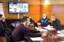 Pueyo demana a Interior més dotació policial per a Lleida i una ABP específica per al Segrià