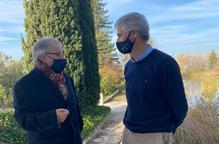 Turisme de Lleida i les vinyes de Raimat col·laboraran en turisme de natura