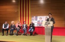 """#EleccionsGenerals10N: Conseller Calvet: """"Espanya és una hipoteca de poder i de futur"""""""