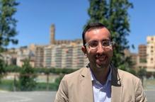 """Xavier Palau: """"L'Horta ha de ser la marca de Lleida"""""""