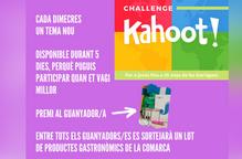Joves de les Garrigues engeguen un concurs setmanal sobre temes d'actualitat