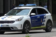 Patrulla vehicle Guàrdia Urbana