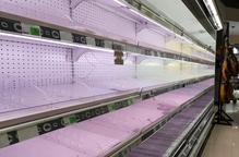 Arxiu Prestatgeries buides supermercats supermercat