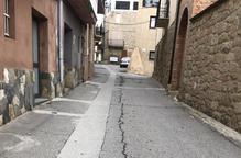 Corbins escull la pavimentació dels carrers en els pressupostos participatius