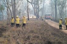 Els grans incendis d'Austràlia mostren que el canvi climàtic ha arribat abans del previst