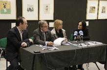 El llegat de Xavier Gosé engalana el Museu d'Art Jaume Morera de Lleida