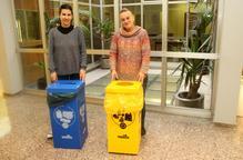 L'Ajuntament de Tàrrega fomenta la recollida selectiva als edificis municipals