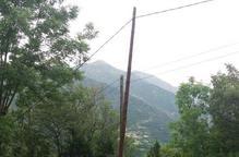 Endesa reforma part de la xarxa elèctrica de baixa tensió de Linyola per incrementar la seguretat i millorar el servei