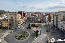 La Paeria començarà dilluns a desinfectar els carrers de Lleida