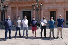 Hostalers Hostaleria reivindicacions subdelegació
